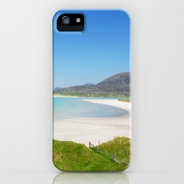 Harris Beach iPhone Case
