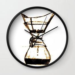 Coffee filter  Wall Clock