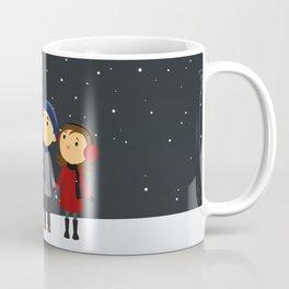 It's Snowing Coffee Mug