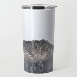 Blue Scape Travel Mug