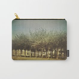 Somewhere a Park / Un parque de algún lugar Carry-All Pouch