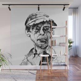 respectable man Wall Mural