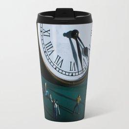 The Clock Watchers Travel Mug