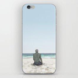 Rowan on the Beach iPhone Skin