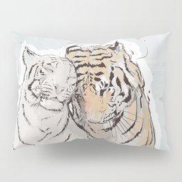 Tiger Love Pillow Sham