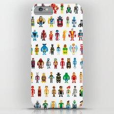 Pixel Heroes Slim Case iPhone 6 Plus
