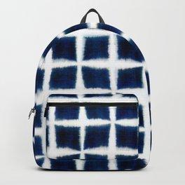 Shibori Blocks Backpack
