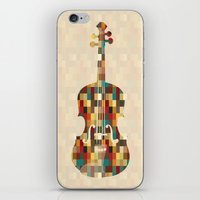 charlie iPhone & iPod Skins featuring Charlie by Halamo