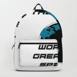 Speech Teacher Gifts Speech Therapy Backpack