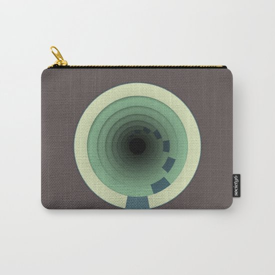 Traveling In Circles Carry-All Pouch