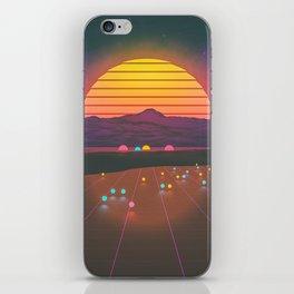 colorado dreamin iPhone Skin