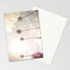 Galactic Nostalgic Stationery Cards
