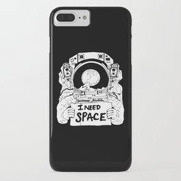Major Spaceman iPhone Case
