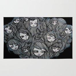 scalp sisters Rug