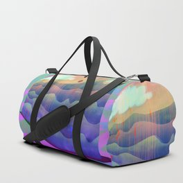 Sea of Clouds for Dreamers Duffle Bag