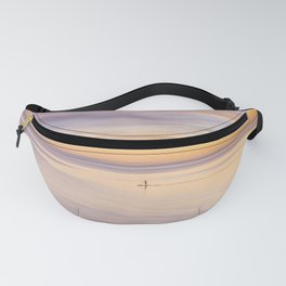 Sunset Paddle Fanny Pack