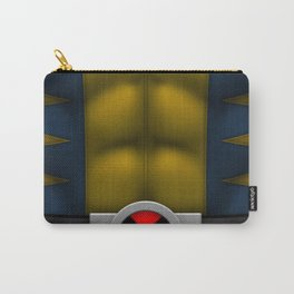 Wolvie: Superhero Art Carry-All Pouch