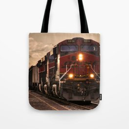 Flagstaff Freight  Tote Bag
