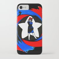 agent carter iPhone & iPod Cases featuring Carter. Agent Carter. by Lydia Joy Palmer