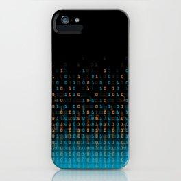 Binary Speed iPhone Case