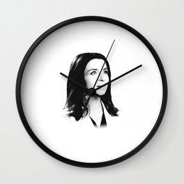 Amelia Shepherd Wall Clock