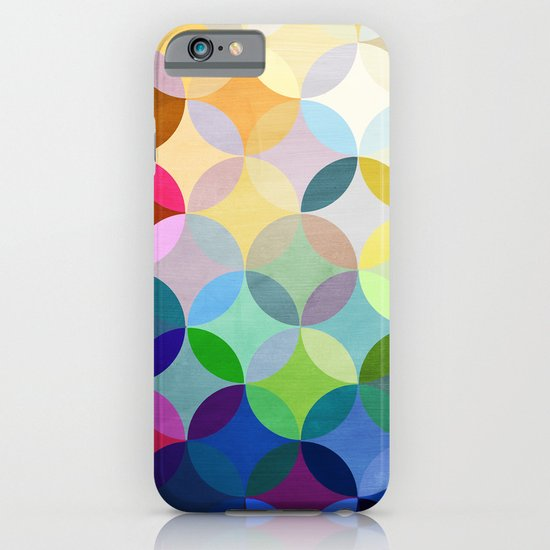 Circular Motion iPhone & iPod Case