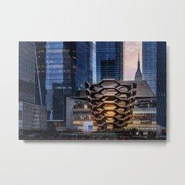 Functional Art Metal Print