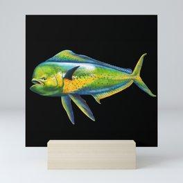 Mahi Mahi Mini Art Print