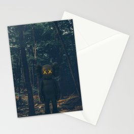 Kaws Stationery Cards