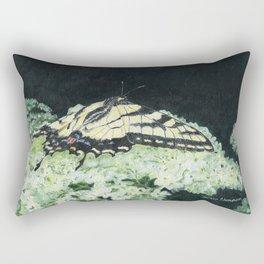 Soft Landing by Teresa Thompson Rectangular Pillow
