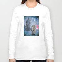 saga Long Sleeve T-shirts featuring Saga by Rob O'Connor