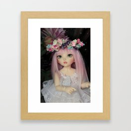 Fairy Framed Art Print