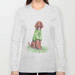 St. Patty's Day Irish Setter Long Sleeve T-shirt