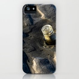 Up to Here! iPhone Case