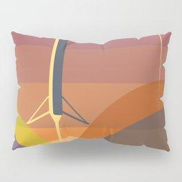 Falcon 9 Launch minimalist  Pillow Sham
