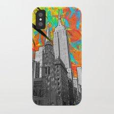 Urban Jungle iPhone X Slim Case