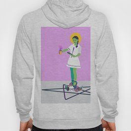 Crystal Intentions Hoody