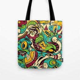 Dragon - 12 Animal Signs Tote Bag