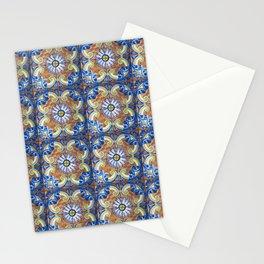 Vintage Italian Majolica Tiles Stationery Cards