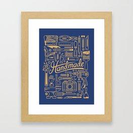 Make Handmade Framed Art Print