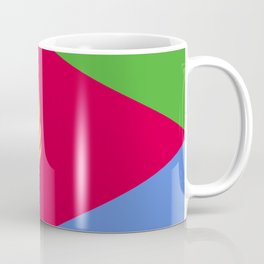 Eritrea flag emblem Coffee Mug