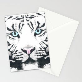 Blue Eyed Boy Stationery Cards