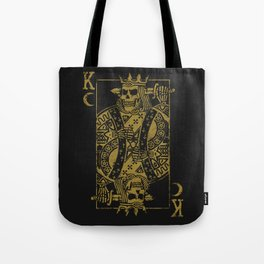 Suicide King Tote Bag
