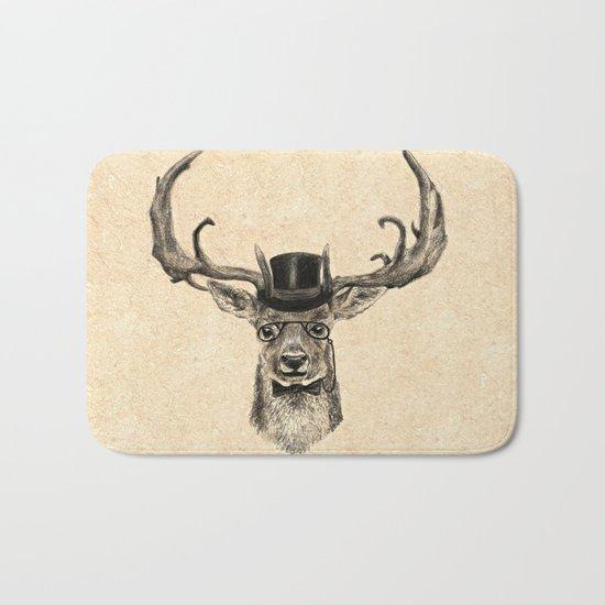 Mr Deer Bath Mat