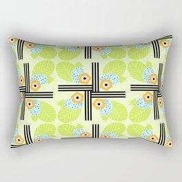 Another tropical joy Rectangular Pillow