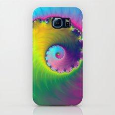 Color Wash Spiral Slim Case Galaxy S6