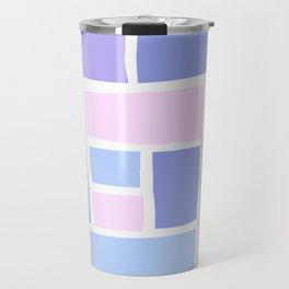 Lilac Mozaic Travel Mug