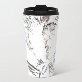 Malec kiss Travel Mug