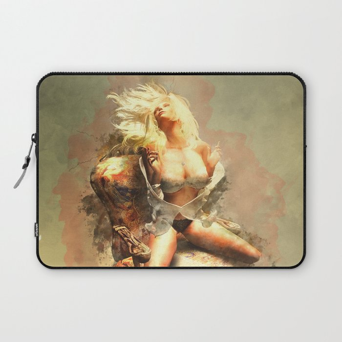 Release Me Laptop Sleeve