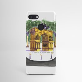 Soldiers and Sailors Arch Android Case